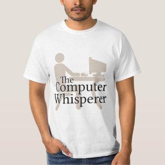 El Whisperer del ordenador Poleras