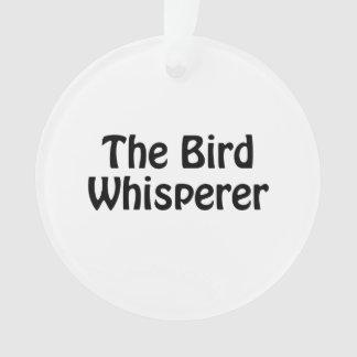 el whisperer del pájaro