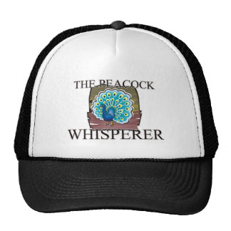 El Whisperer del pavo real Gorro