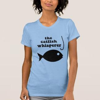 el whisperer del siluro camiseta