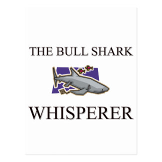 El Whisperer del tiburón de Bull Postal