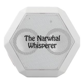 el whisperer narwhal altavoces bluetooth blancos boombot REX