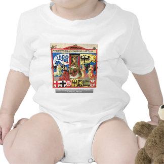 El Widerpringung Mayland al reino Trajes De Bebé