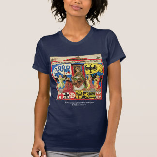 El Widerpringung Mayland al reino Camiseta