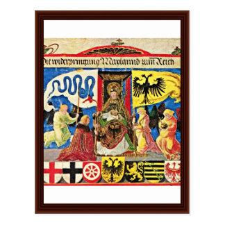 El Widerpringung Mayland al reino Postales