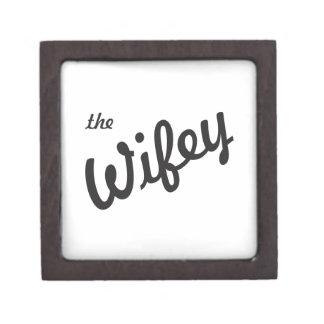 El Wifey Caja De Regalo De Calidad
