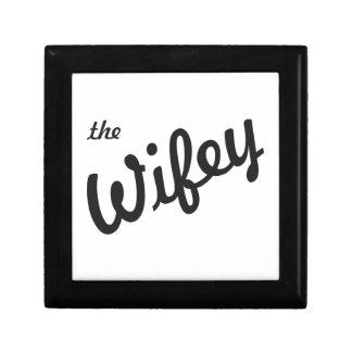 El Wifey Cajas De Recuerdo