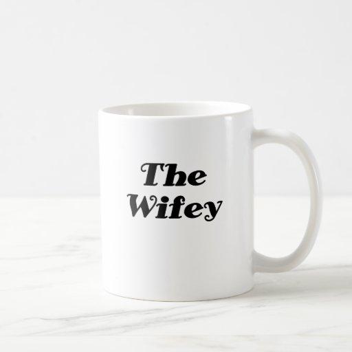 El Wifey Taza