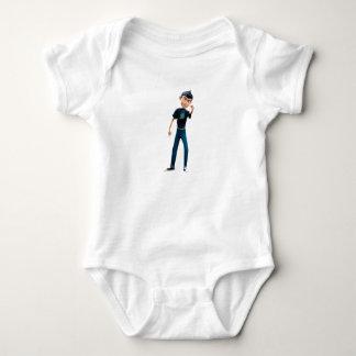 El Wilbur Disney del Robinsons Body Para Bebé