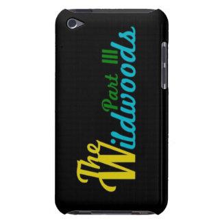 El Wildwoods Bandera de la parte III Barely There iPod Protector