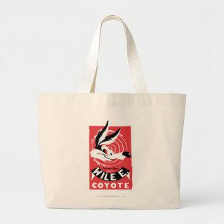 El Wile Warner Bros. presenta el poster Bolsa Tela Grande