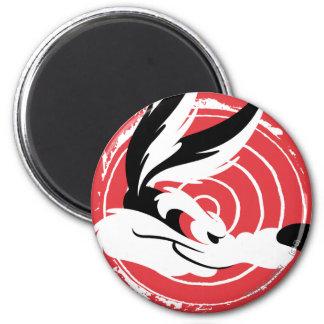 El Wile Warner Bros. presenta el poster Imán Redondo 5 Cm