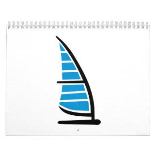 El Windsurfing Calendarios De Pared