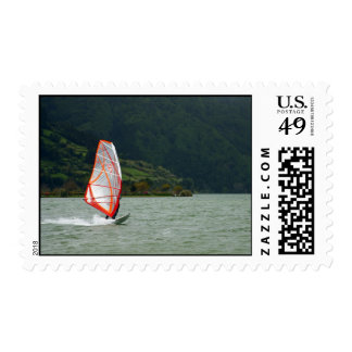 El Windsurfing Estampilla