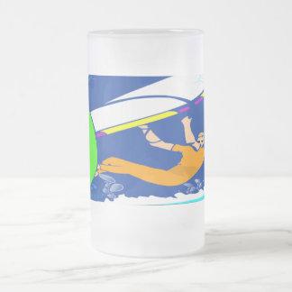 El Windsurfing Tazas De Café