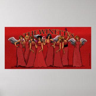 El Winettes, por Andrea Boff Póster
