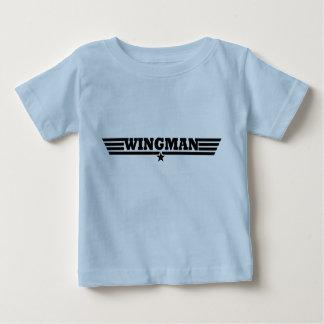 El Wingman se va volando el logotipo Camisas