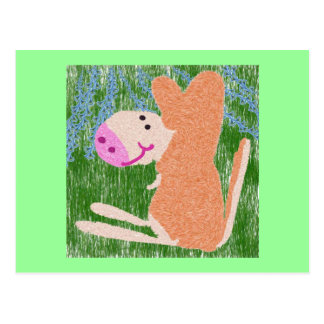 El Wombat minúsculo Tarjetas Postales