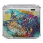 El wonderdog del Dingo soña el retrato Fundas Para iPads