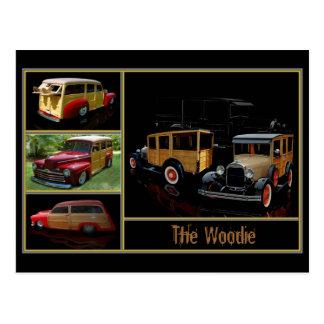 El Woodie Postal