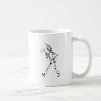 El Woodsman. de la lata Tazas De Café