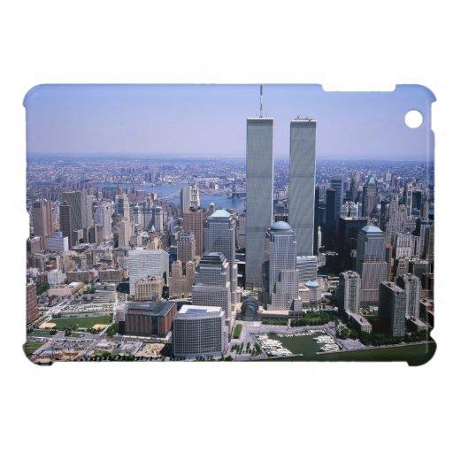 El World Trade Center iPad Mini Cárcasa