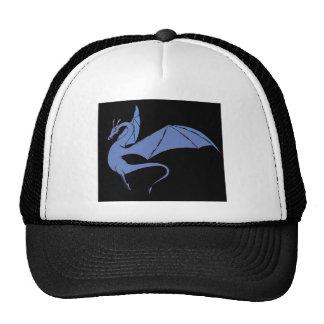 El Wyrm (azul) Gorras