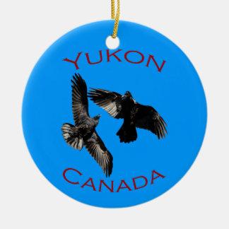 El Yukón, Canadá Ornamentos De Reyes