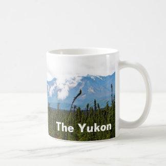 El Yukón hermoso Tazas