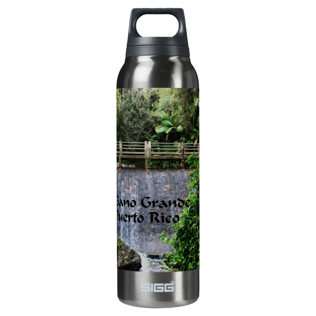 El Yunique Rainforest Insulated Water Bottle
