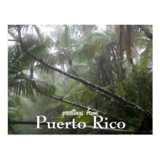 EL Yunque, Puerto Rico Postal