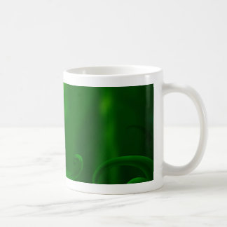El zambullirse taza básica blanca