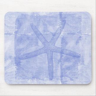 El zen inspiró estrellas de mar del tema de la pla mousepads