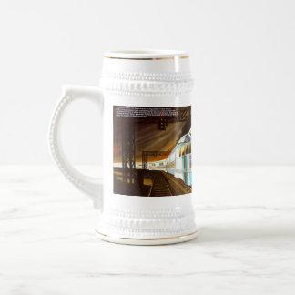 El Zephyr pionero Stein 1934 Tazas De Café