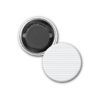 El zigzag raya el modelo de la semilla de la perla imán de frigorifico
