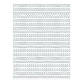El zigzag raya el modelo de la semilla de la perla postal
