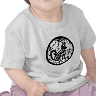 El zodiaco chino - el perro camiseta