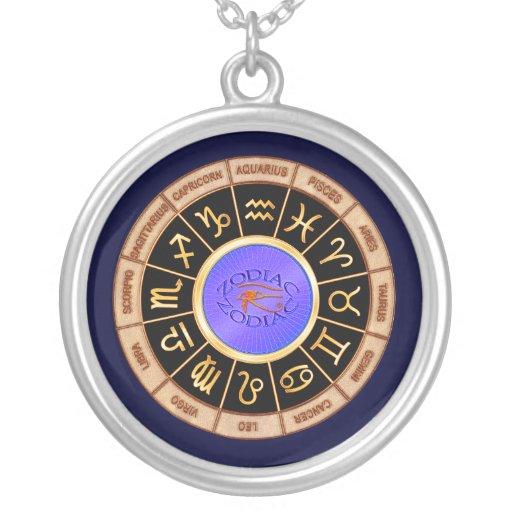 El zodiaco europeo firma el collar