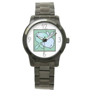 El zodiaco firma el reloj del cumpleaños de Piscis