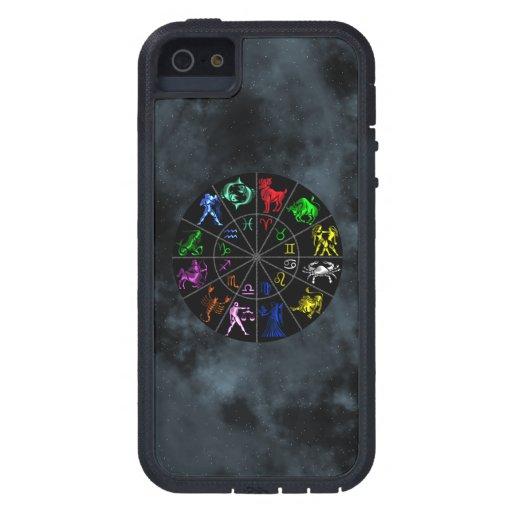 El zodiaco firma junto iPhone 5 Case-Mate cobertura