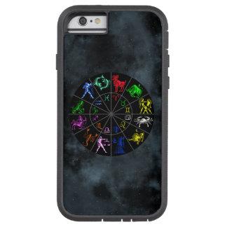 El zodiaco firma junto funda de iPhone 6 tough xtreme