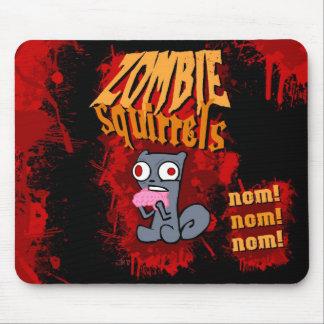 El zombi atesora Mousepad