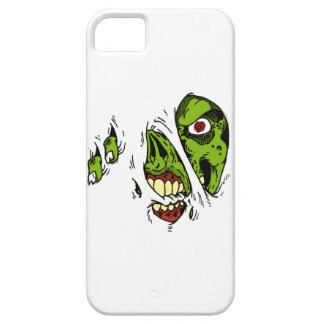 El zombi comió mi iPhone iPhone 5 Protectores