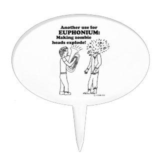 El zombi del Euphonium estalla Palillos De Tarta