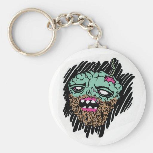 el zombi hizo frente a goods.jpg llavero