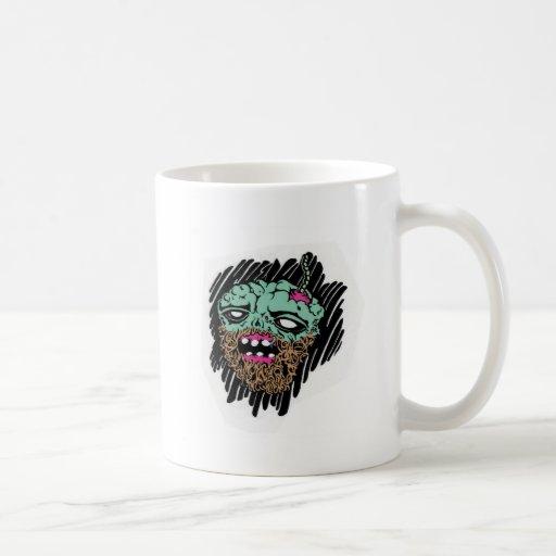 el zombi hizo frente a goods.jpg tazas de café