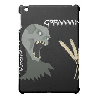 ¡El zombi vegetariano quiere Graaaains!