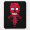 El Zombie Diablo Mousepads                                        and mugs mousepad