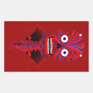 El Zombie Diablo Stickers & Magnets