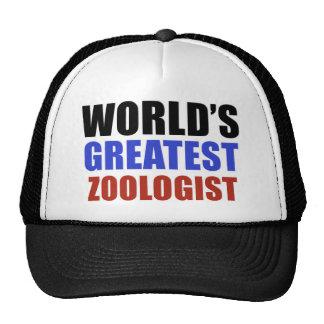 El ZOOLOGISTA más grande del mundo Gorro